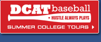 DCAT Summer College Tours - Baseball